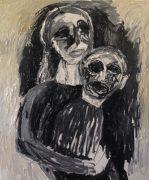 Marliz Frencken, Untitled, 2014, 180 x 140 cm, oil on canvas