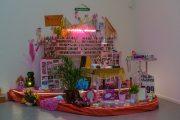 Exhibition view, 'Door schilders ogen 2, Arti, Amsterdam, 2017