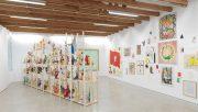 Exhibition view at Kunstvereniging Diepenheim, Diepenheim, The Netherlands, 2015, curated by Hanne Hagenaars and Heske ten Kate