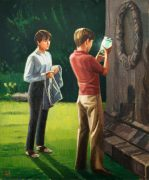 Duncan Hannah, Fireflies