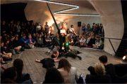 Hannah Perry, Horoscopes (Déjà Vu) (2015) Multi-media performance. For Serpentine Park Nights 2014, Serpentine Gallery, London (UK)